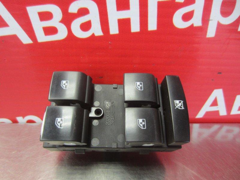 Блок управления стеклоподъемниками Chevrolet Aveo T300 2012