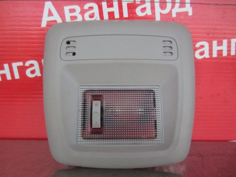 Плафон салона Chevrolet Aveo T300 2012