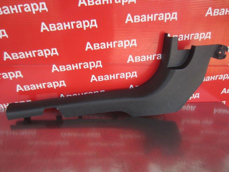 Накладка порога Chevrolet Aveo T300 2012 передняя левая