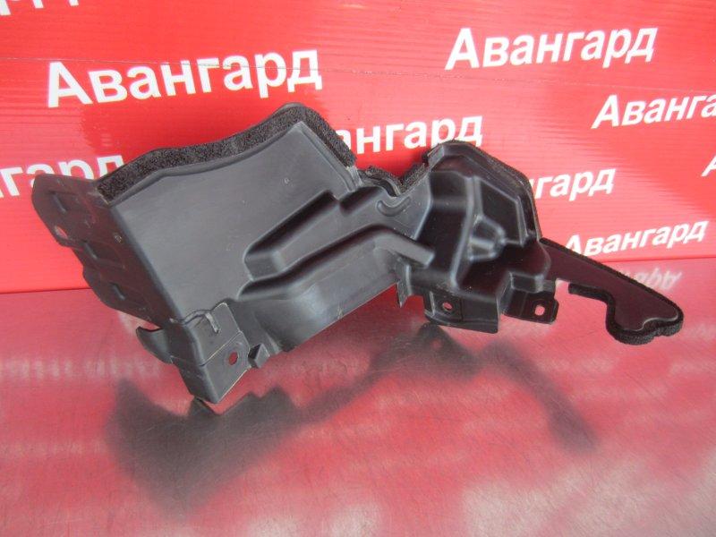 Пыльник двигателя Chevrolet Aveo T300 F16D4 2012 правый