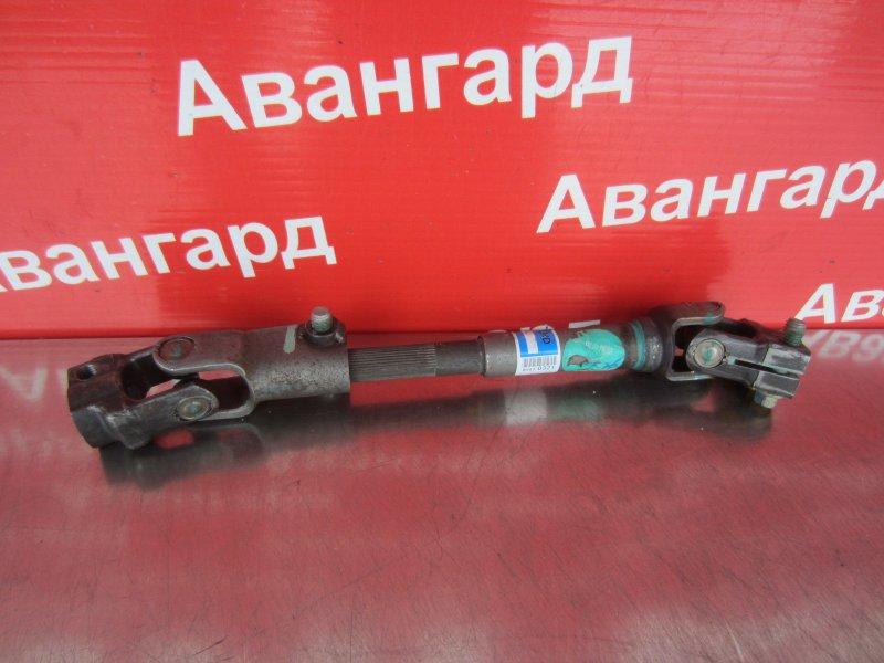 Карданчик рулевой Chevrolet Aveo T300 2012