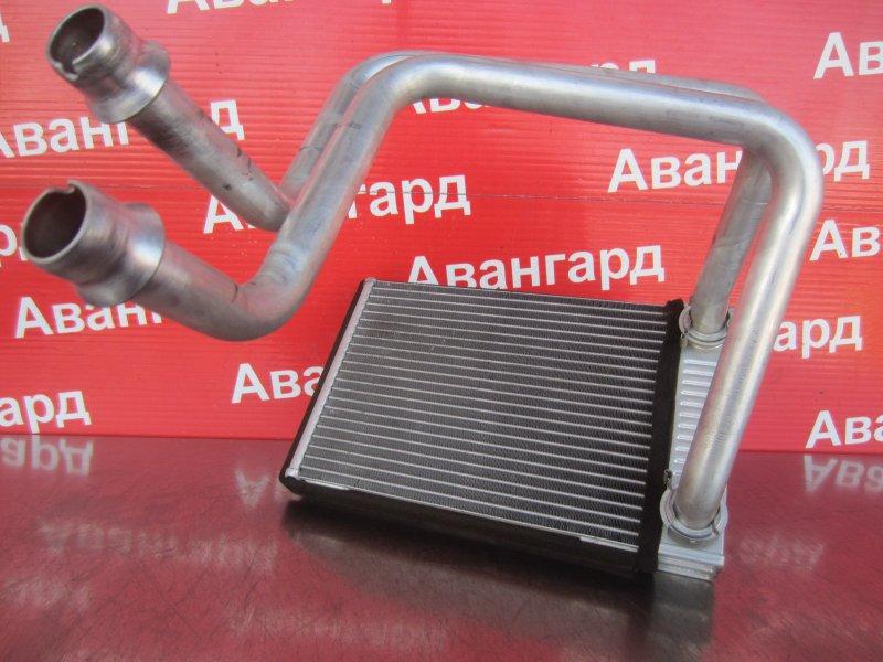 Радиатор печки Chevrolet Aveo T300 F16D4 2012