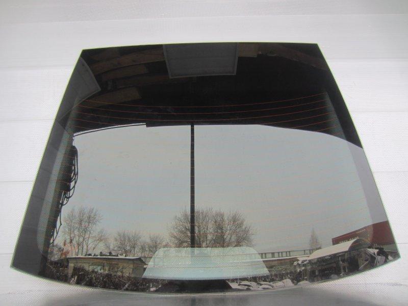 Стекло заднее Chevrolet Aveo T300 СЕДАН 2012 заднее