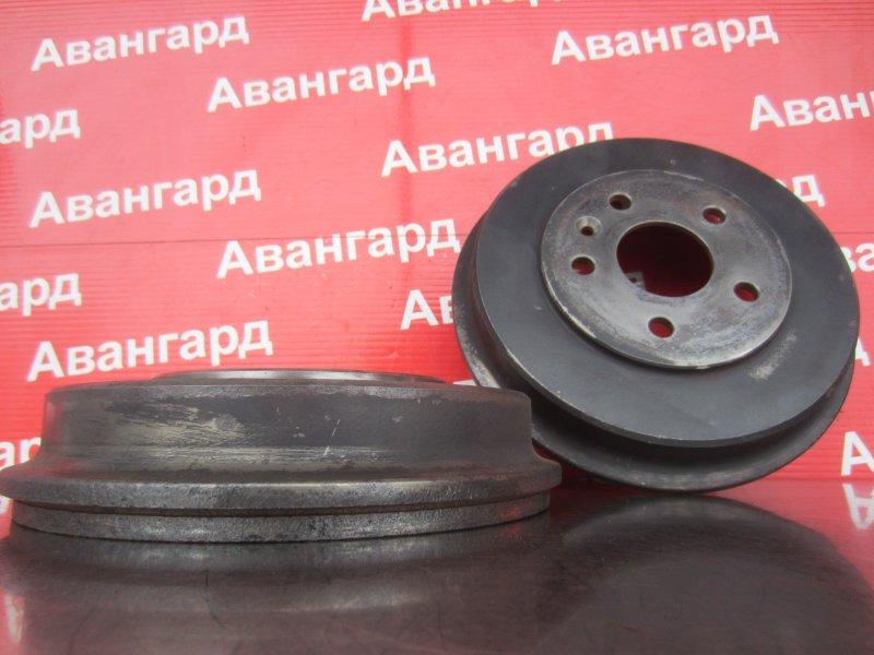 Барабан тормозной Chevrolet Aveo T300 F16D4 2012