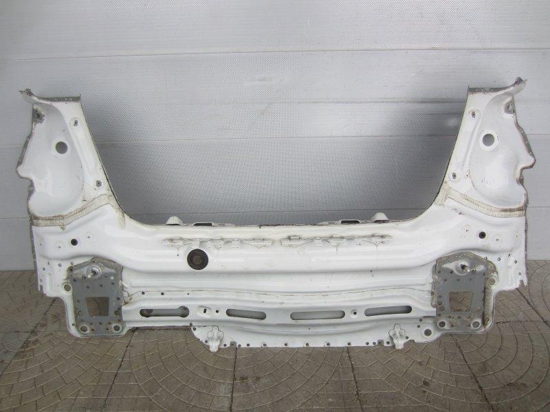 Панель задняя Chevrolet Aveo T300 2012 задний