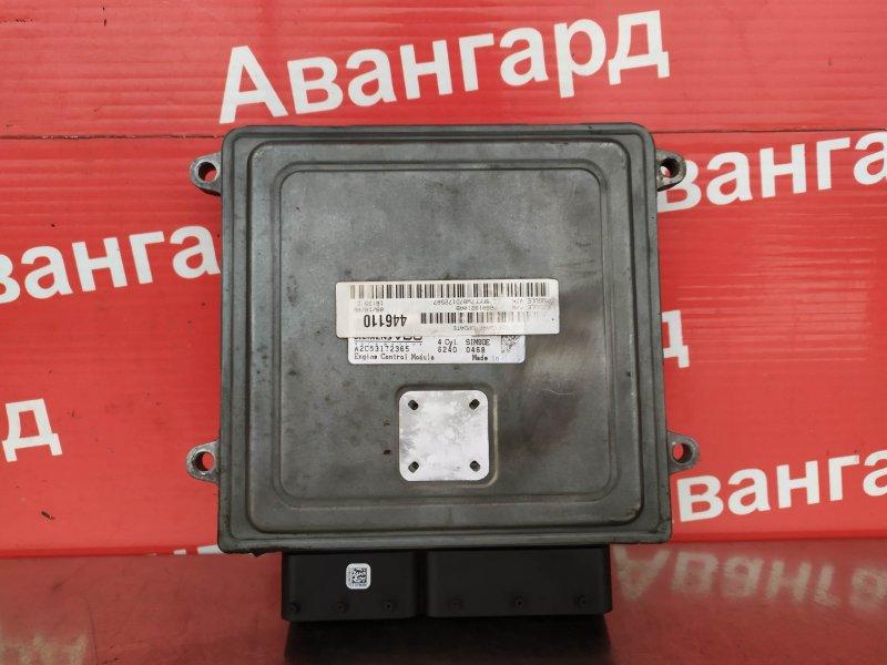 Эбу двс Jeep Compass Mk ED3 2006