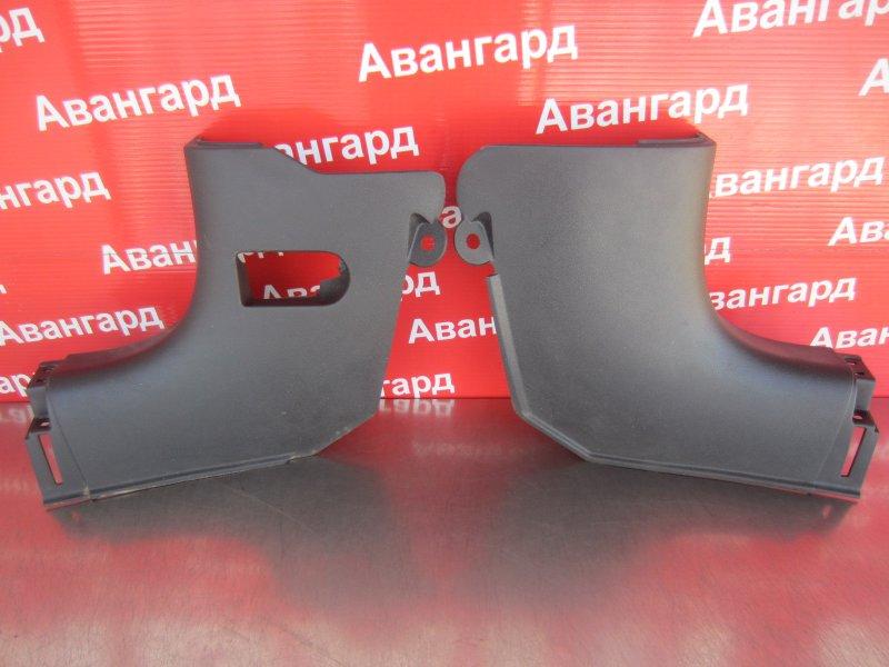 Накладка порога Jeep Compass Mk 2006