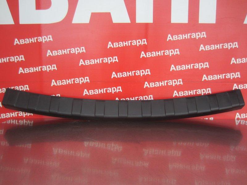 Накладка бампера Jeep Compass Mk 2006 задняя