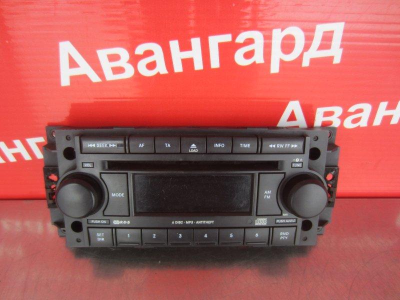 Магнитола Jeep Compass Mk 2006