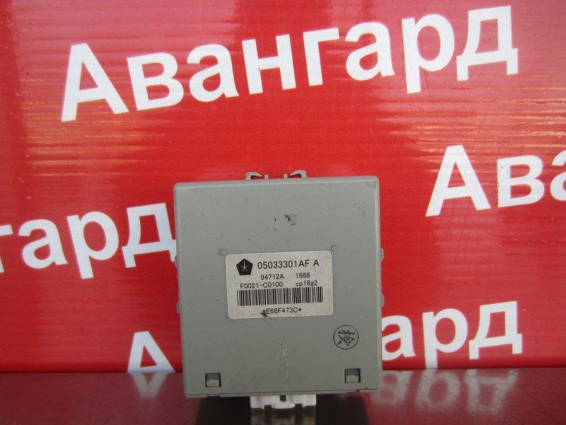 Блок управления раздаткой Jeep Compass Mk ED3 2006