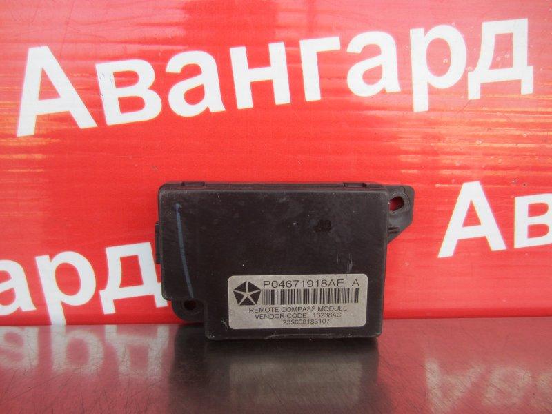 Блок управления центральным замком Jeep Compass Mk ED3 2006