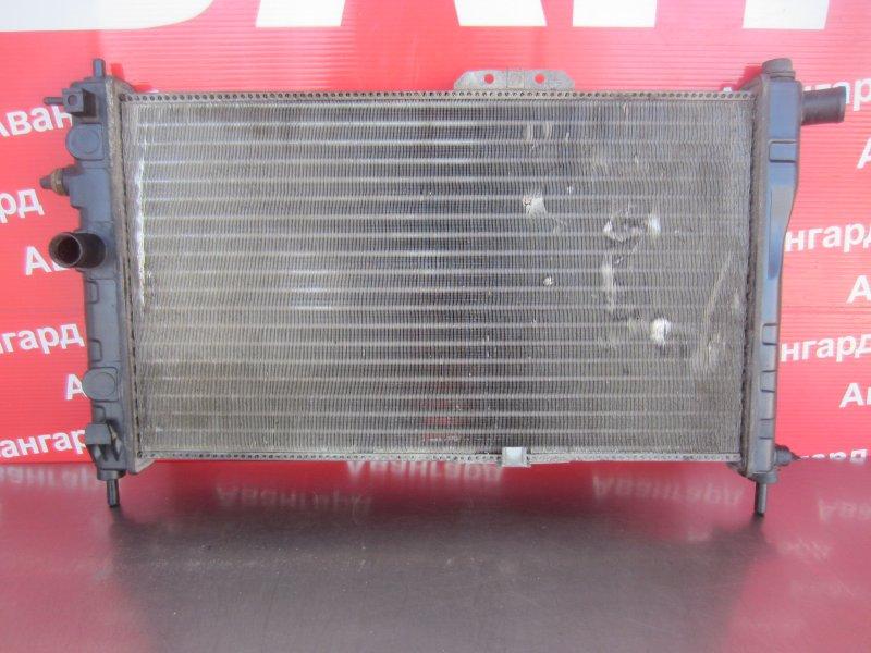 Радиатор охлаждения Daewoo Nexia G15MF 2006