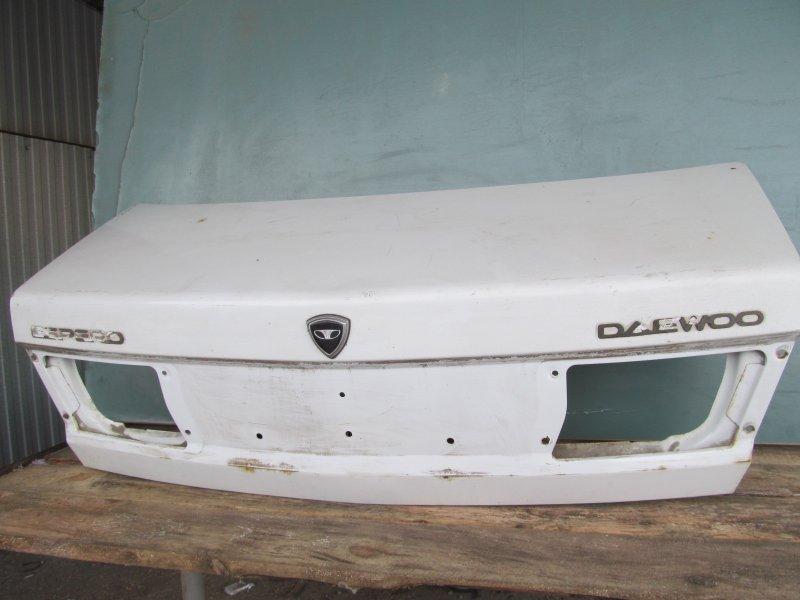 Крышка багажника Daewoo Espero 1999 задняя