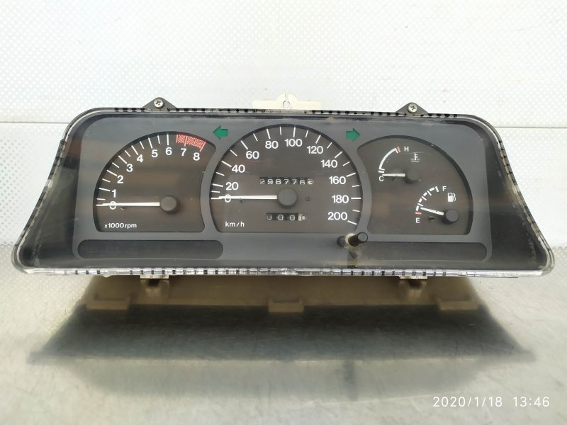 Щиток приборов Daewoo Nexia N100 2006