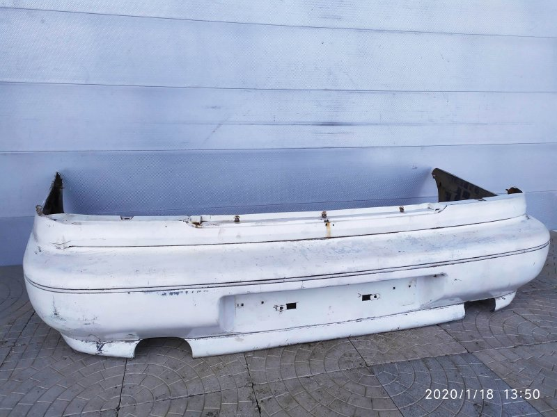 Бампер Daewoo Nexia N100 2006 задний