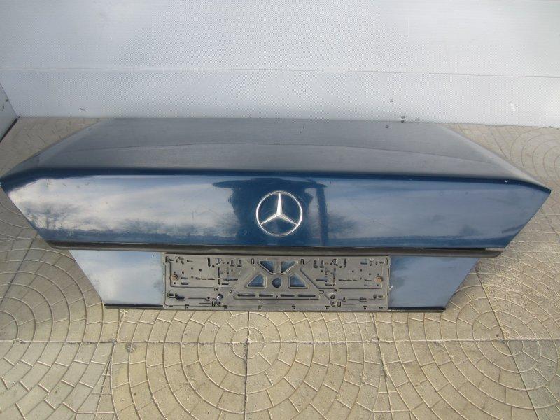 Крышка багажника Mercedes-Benz W124 1989