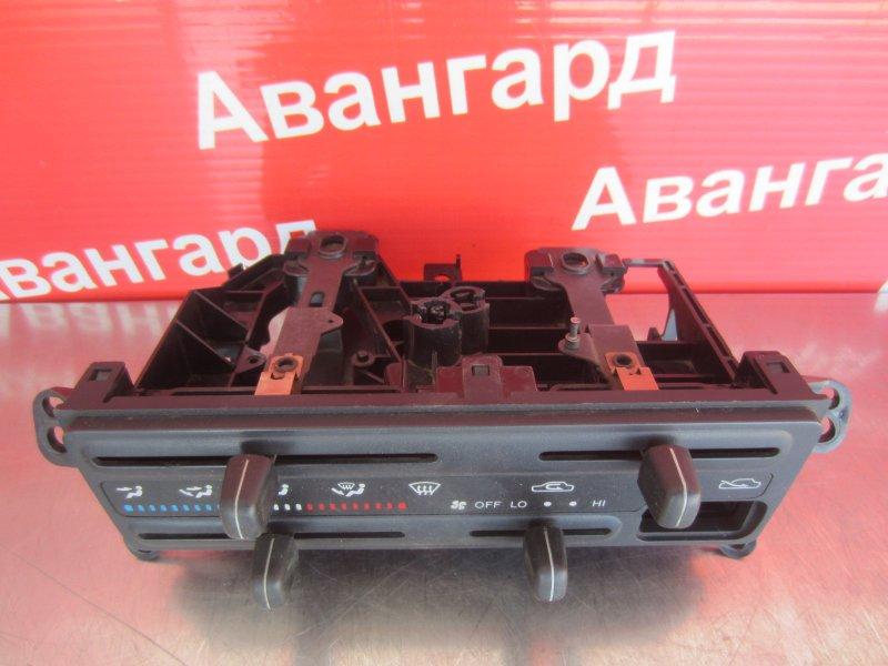 Блок управления печкой Toyota Corolla Ceres AE100 5A-FE 1996