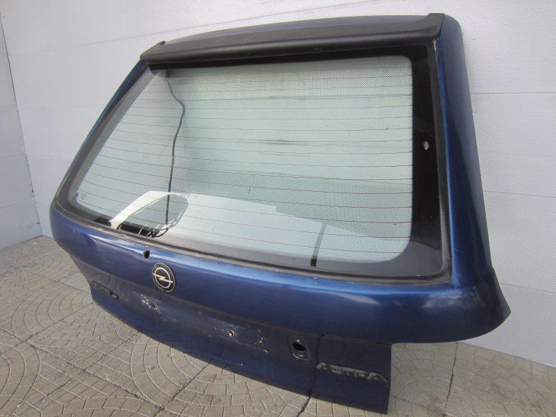 Крышка багажника Opel Astra F ХЕТЧБЭК C14NZ 1994