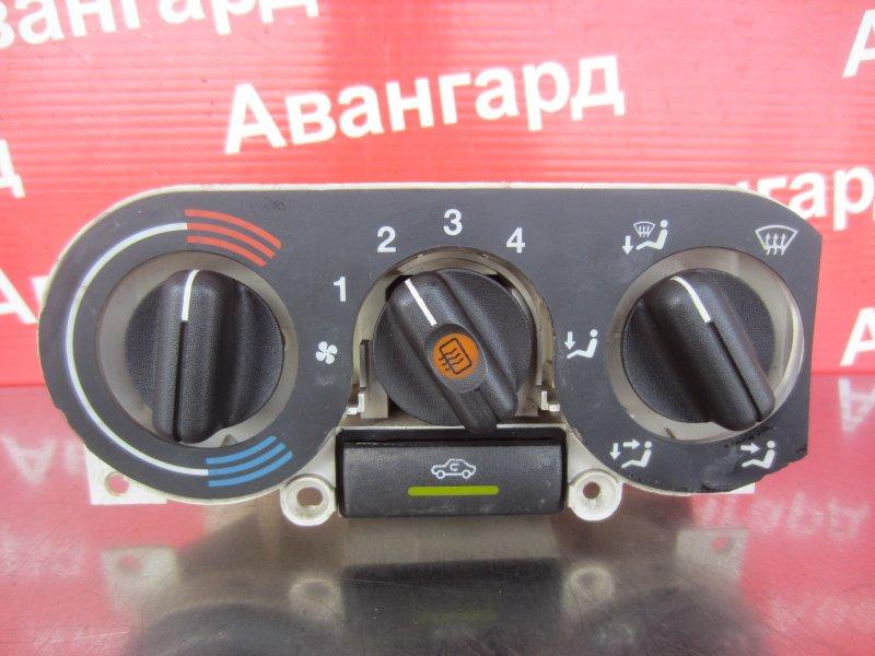 Блок управления печкой Opel Astra F ХЕТЧБЭК C14NZ 1994