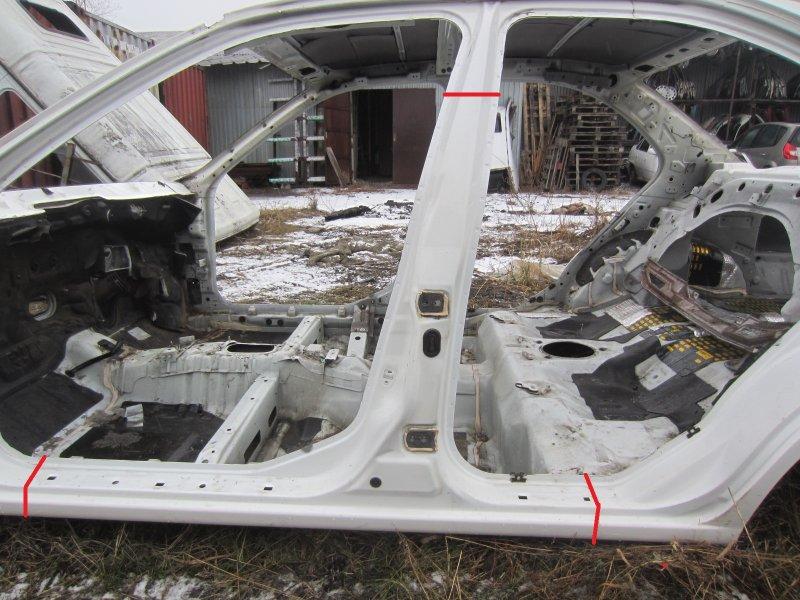 Порог Nissan Sunny B15 2000