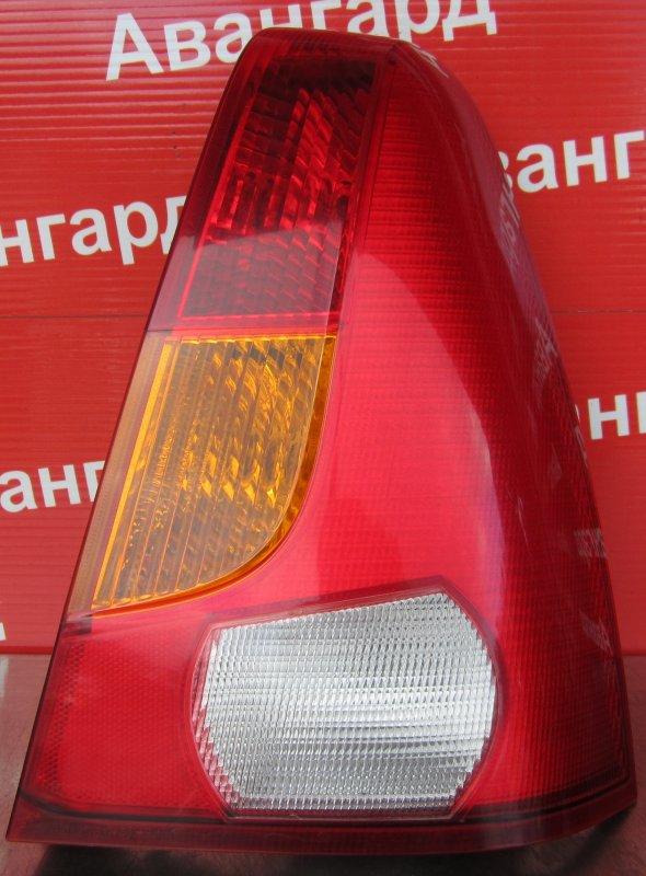 Фонарь Renault Logan 2008 задний правый