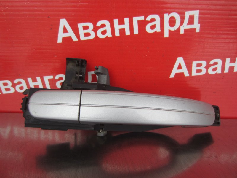 Ручка двери наружная Ford Focus 2 2007 задняя правая
