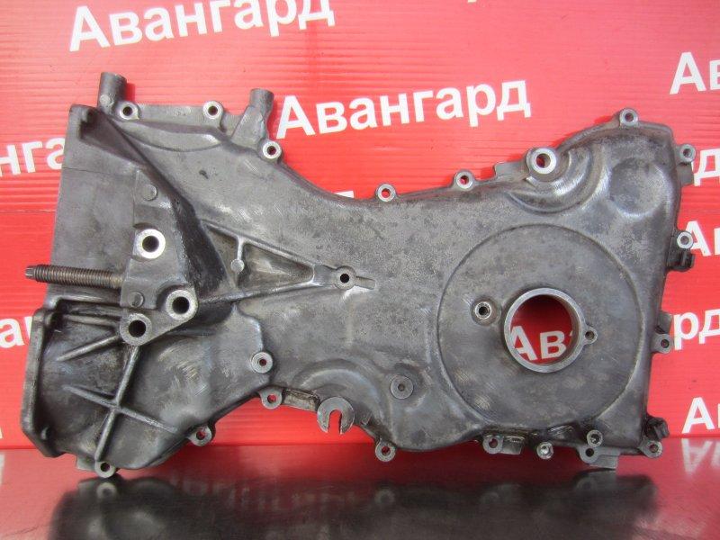 Крышка двигателя Ford Focus 2 QQDB 2007