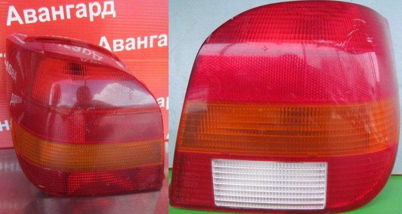 Фонарь Ford Fiesta (Mk3) MK3 1994 задний