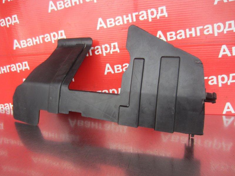 Дефлектор радиатора Renault Fluence K4M 2014 правый