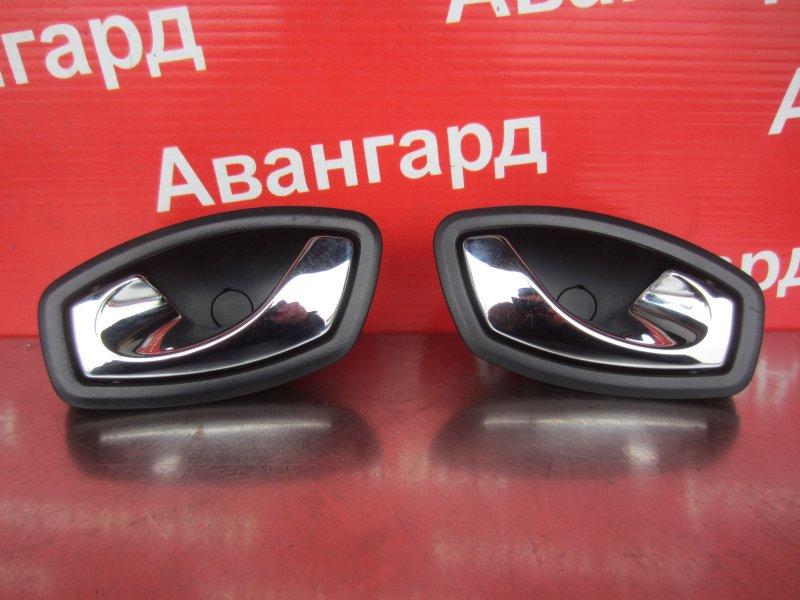 Ручка двери внутренняя Renault Fluence K4M 2014