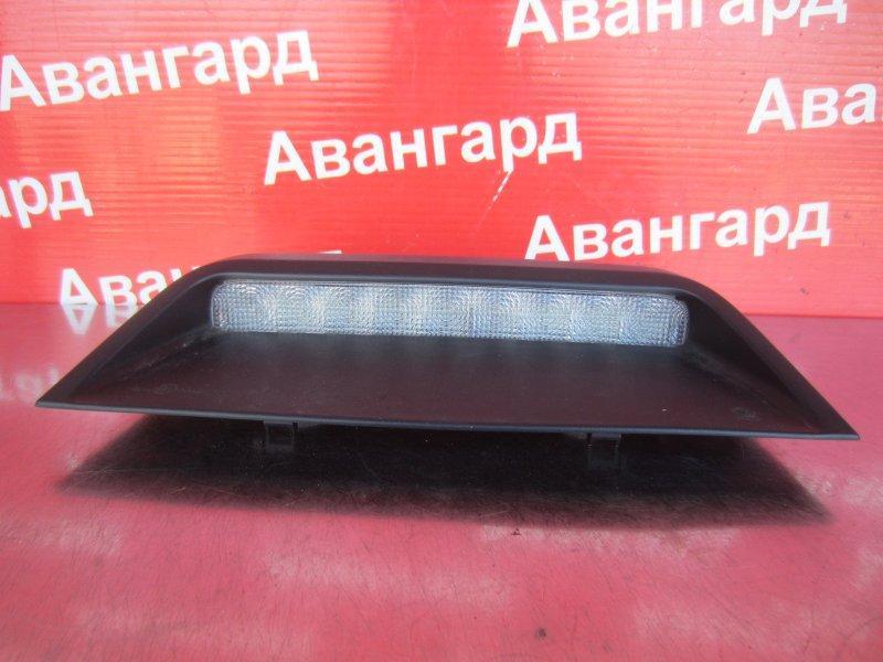 Дополнительный стоп сигнал Renault Fluence K4M 2014