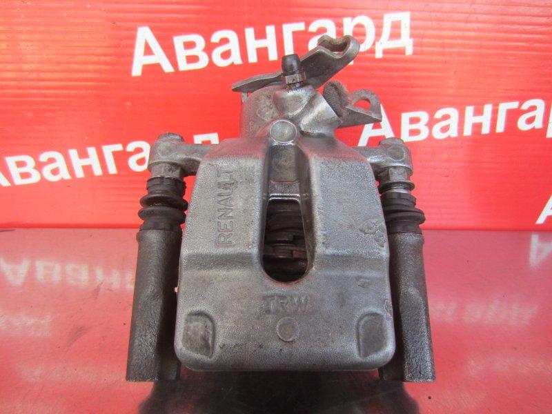 Суппорт тормозной Renault Fluence K4M 2014 задний правый
