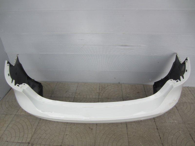 Бампер Renault Fluence K4M 2014 задний