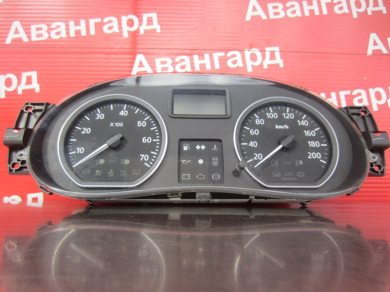 Щиток приборов Nissan Almera G15 K4M 2014
