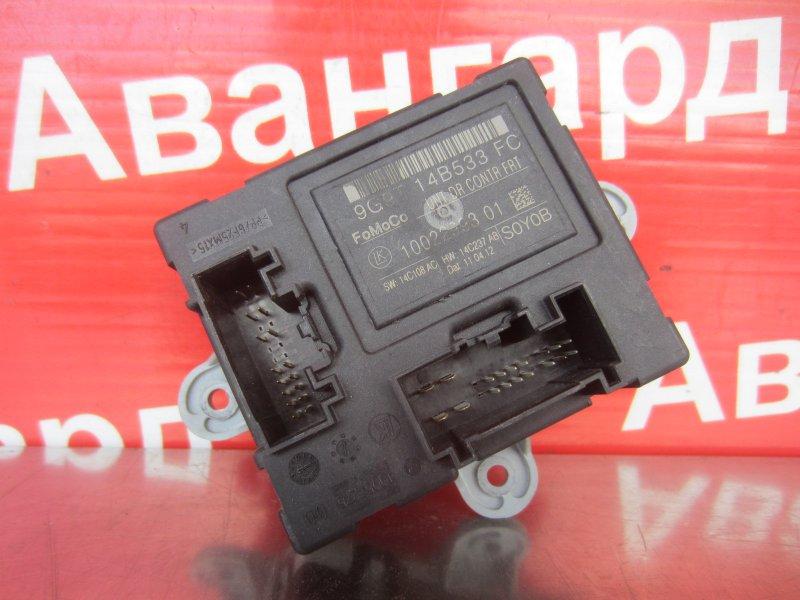 Блок комфорта Ford Mondeo 4 SEBA 2012