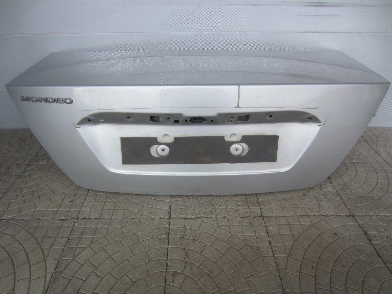 Крышка багажника Ford Mondeo 3 CHBA 2005 задняя