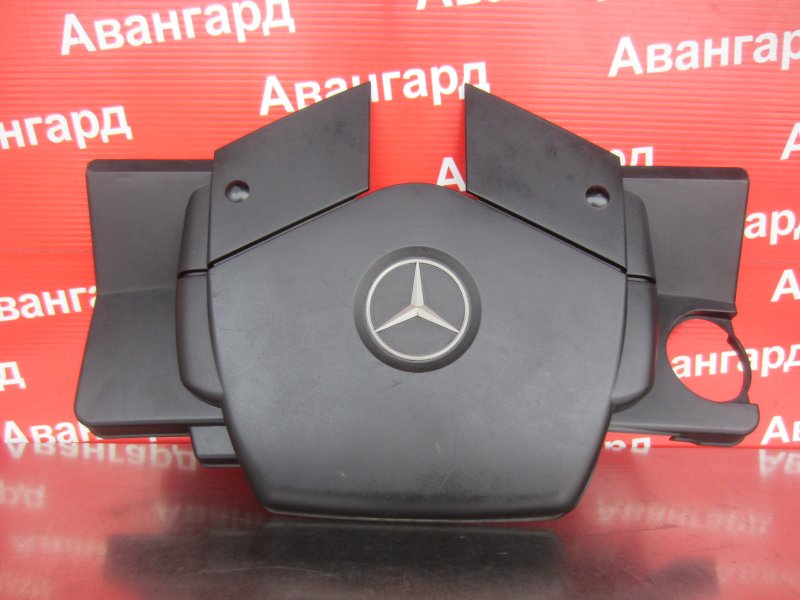 Крышка двигателя Mercedes-Benz W220 M113 2000
