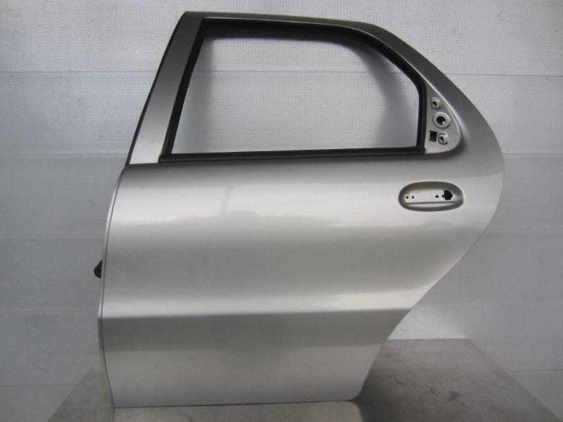 Дверь Fiat Albea 350A1000 2011 задняя левая