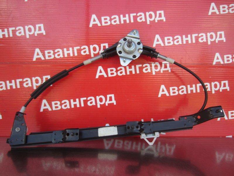 Стеклоподъёмник Fiat Albea 350A1000 2011 задний левый
