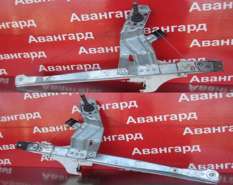 Стеклоподъёмник Ford Mondeo 3 СЕДАН CHBA 2005 задний