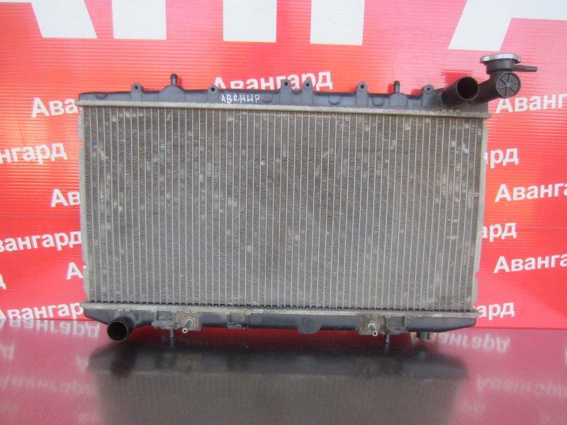 Радиатор охлаждения Nissan Avenir 10 GA16DS 1997