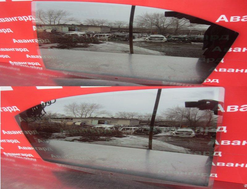 Стекло двери Ford Mondeo 3 СЕДАН CHBA 2005 заднее