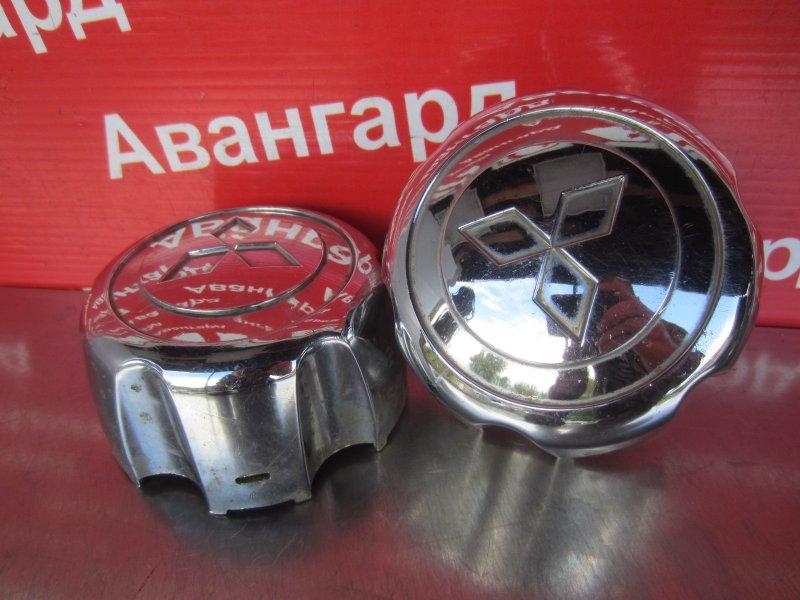 Колпачки колёсные Mitsubishi Pajero 2 1999