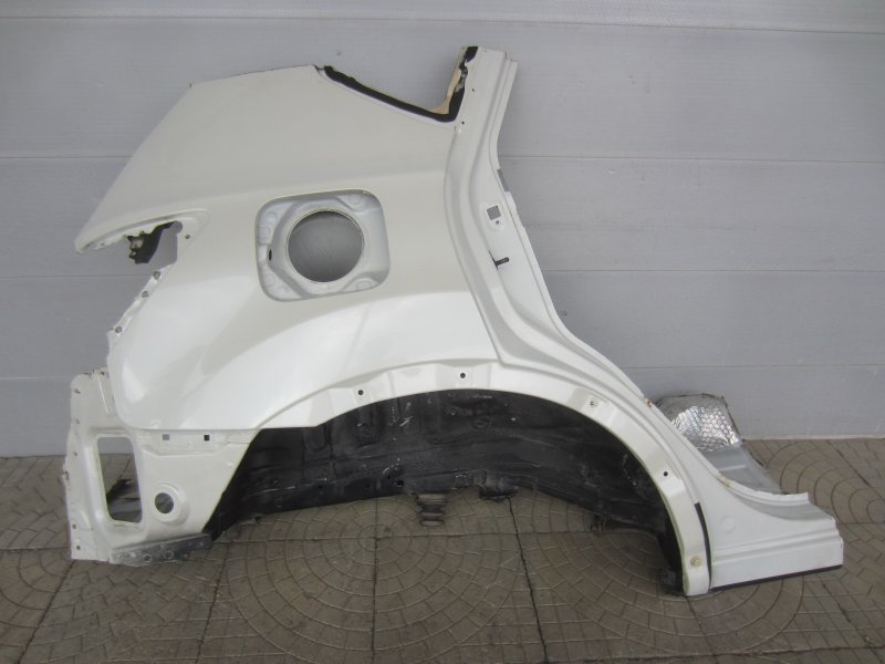 Крыло Nissan Qashqai J10 J10 HR16 2013 заднее правое