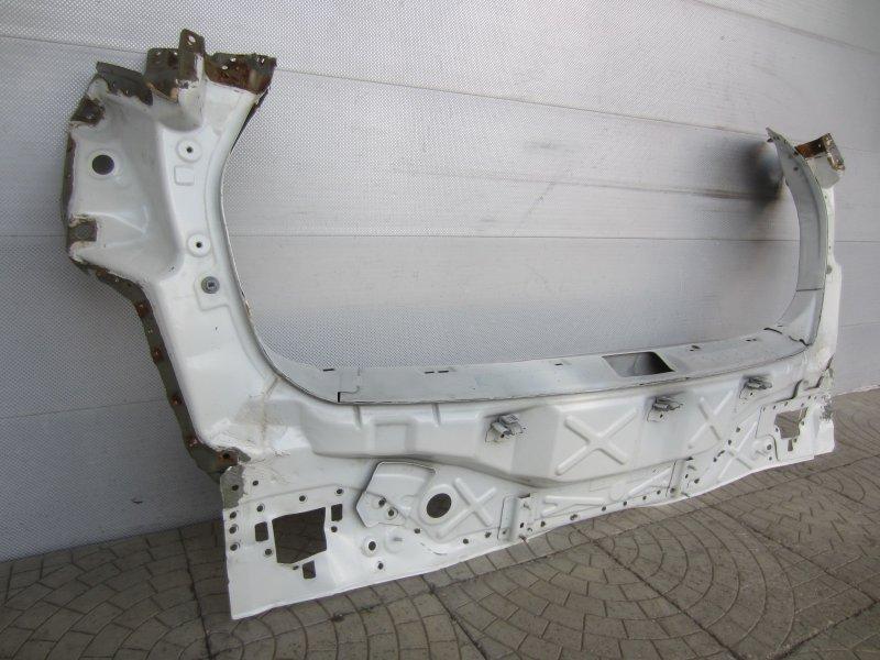 Панель задняя Nissan Qashqai J10 J10 HR16 2013 задний
