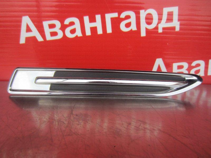 Накладка крыла Ford Mondeo 4 СЕДАН SEBA 2012 передняя правая
