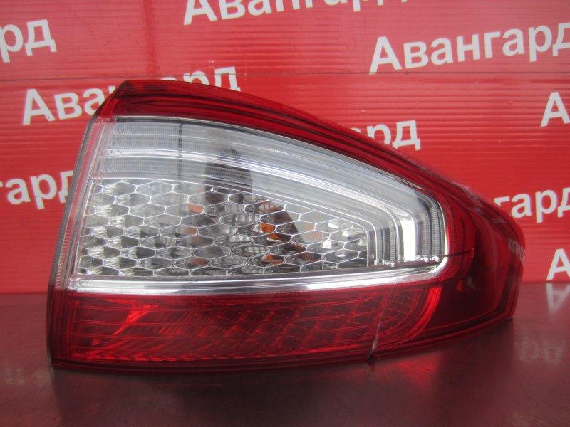 Фонарь Ford Mondeo 4 СЕДАН SEBA 2012 задний правый