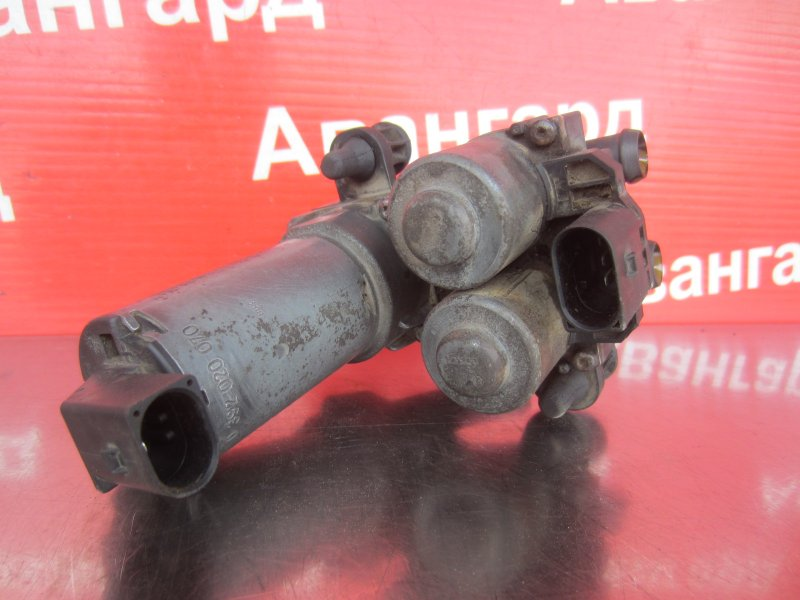 Клапан отопителя Mercedes-Benz W220 М113 1999