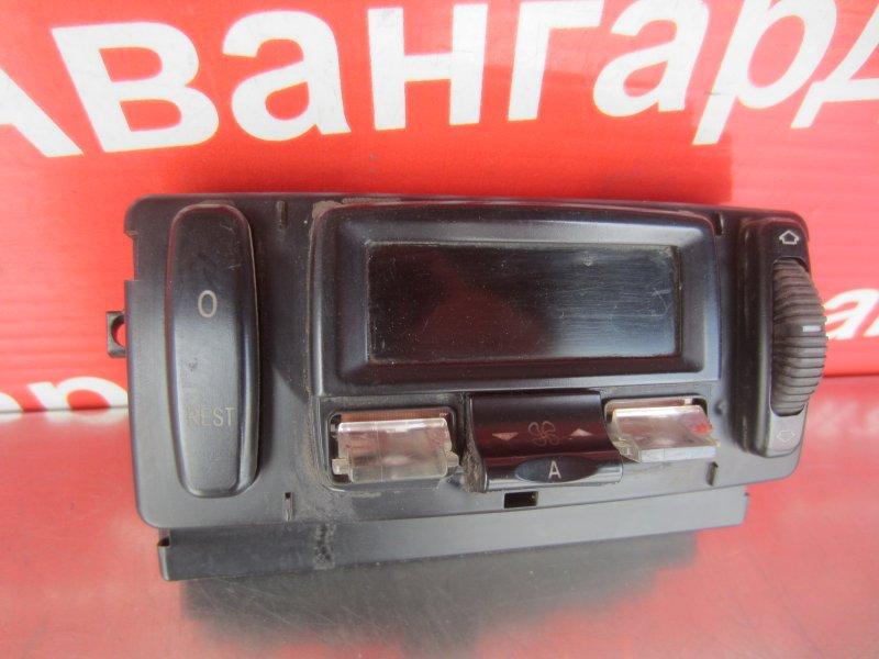 Блок управления печкой Mercedes-Benz W220 М113 1999