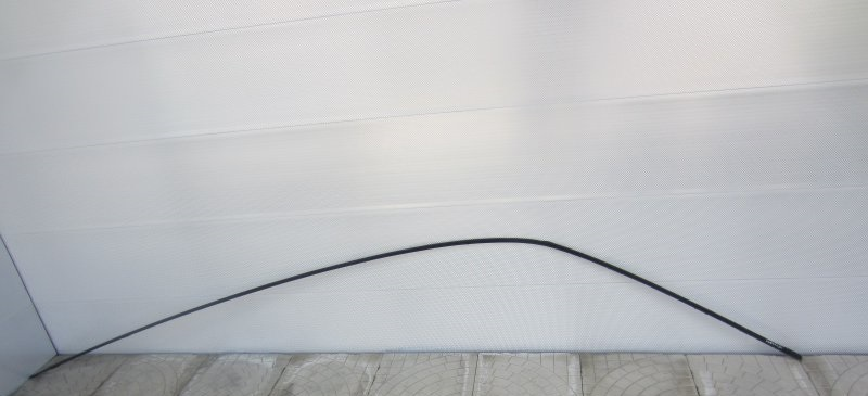 Молдинг крыши Mitsubishi Libero 2000 правый